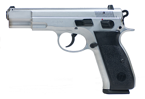Cheaper Than Dirt! at the Range: Tristar Arms S-120 9mm - The