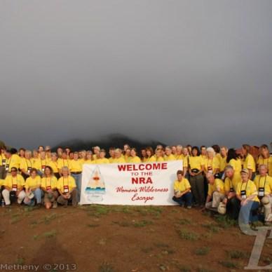 NRA Women's Wilderness Escape