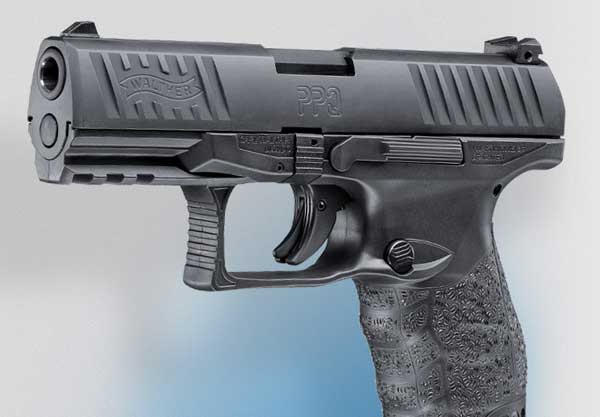 Walther PPQ M2 striker fired Pistol