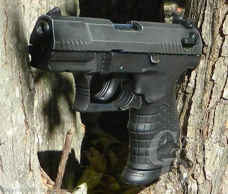 Range Report: The Walther P22 - The Shooter's Log