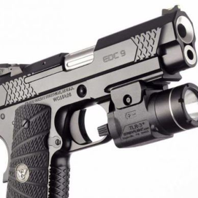 Wilson Combat EDC 9 Comp 1911 pistol