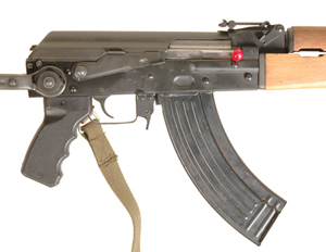 AK-47 Receiver Identification: Milled vs  Stamped - The