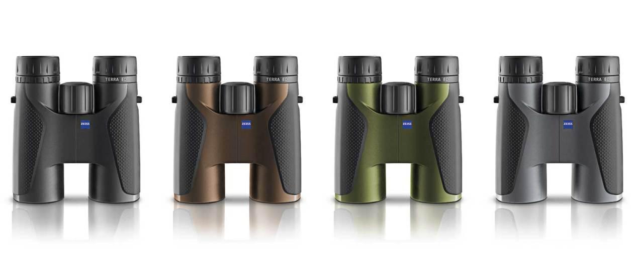 Zeiss Terra ED line of binoculars