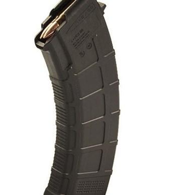 Black, 30-round AK-47 Magpul PMAG