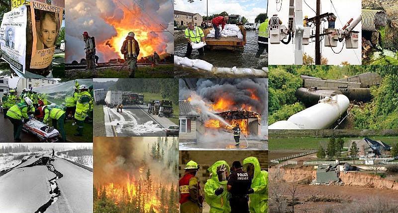 Disaster scenarios