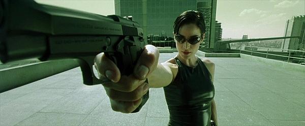 The Beretta 84 in the movie, The Matrix.