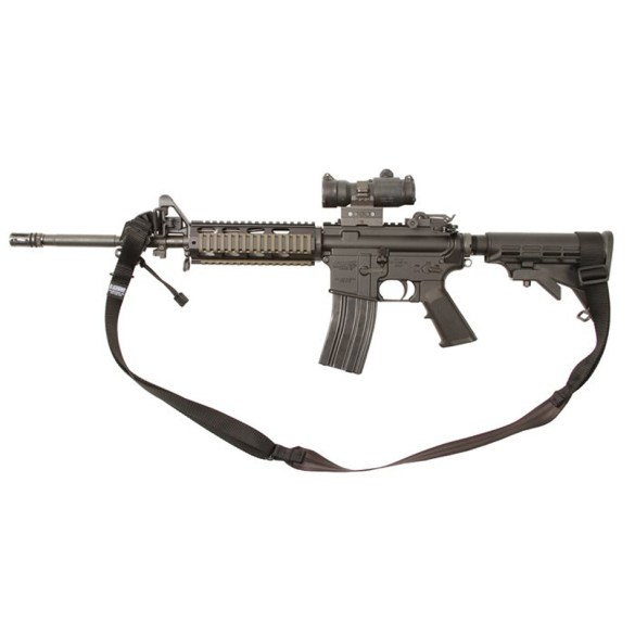 Blackhawk! sling on AR-15