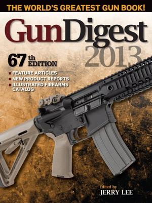 Gun Digest 2013 Cover