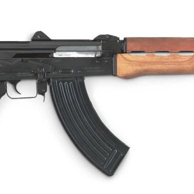 AK-47 pistol