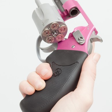 This model is the top seller for Charter Arms