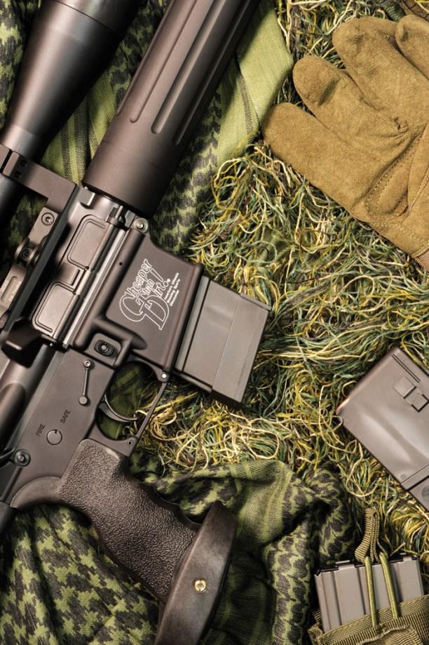 Throwback Thursday: Configuring an AR-15 - The Shooter's Log