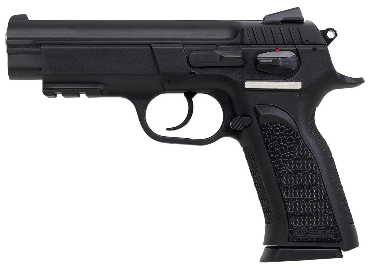 EAA Witness .45 ACP semiautomatic pistol