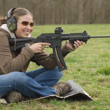 The first range trip -- properly organized -- is usually a lot of fun for the new shooter