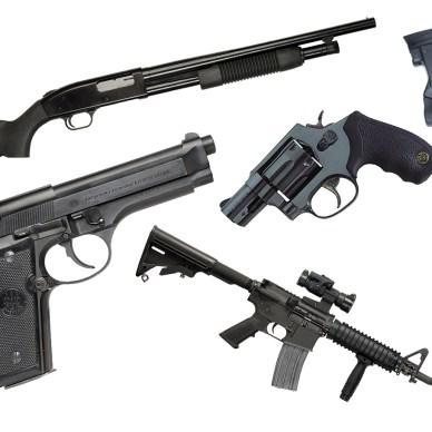 Gun choices