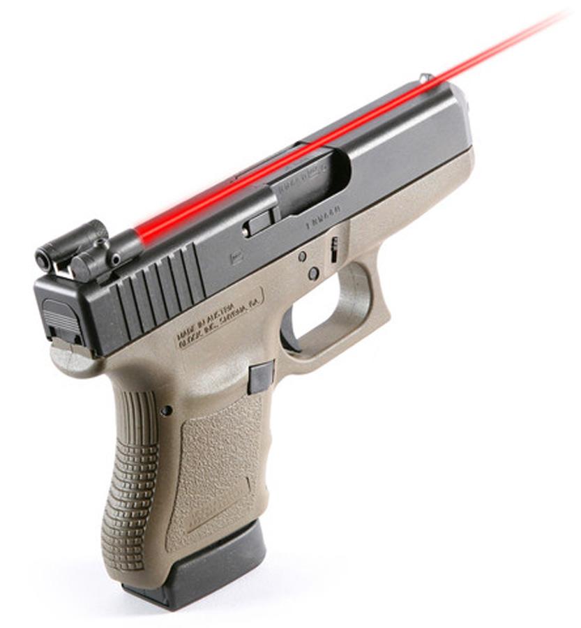 LaserLyte rear sight laser