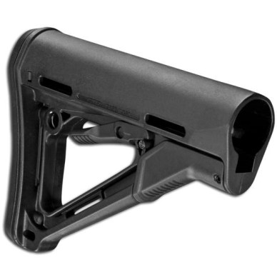 Magpul Industries CTR AR-15 Carbine Stock Mil-Spec Sized