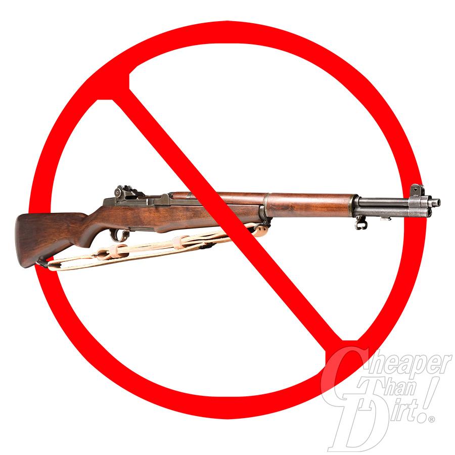 No More M1 Garands