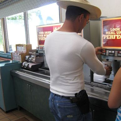 Open carry without a permit is now legal in Mississippi.