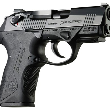 Beretta's PX4 Storm 9mm compact pistol