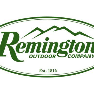 Remington Outdoor Company green and white logo