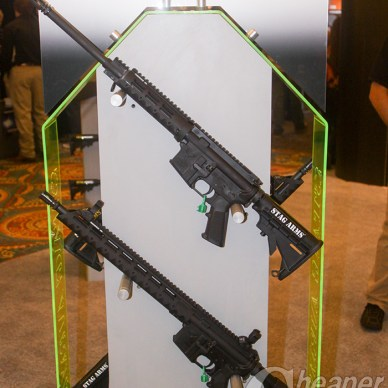Stag Arms Model 9 SHOT Show 2015