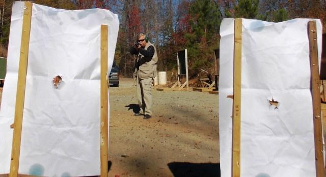 Shotgun drills long range