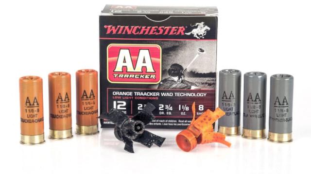 Winchester AA Tracker Shells