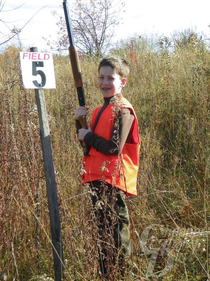 The Youth Shotgun - The Shooter's Log