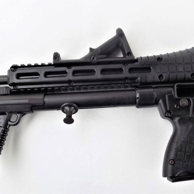Kel-Tec Sub 2000 in the folded position