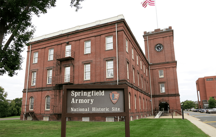 Springfield Armory Historic factory
