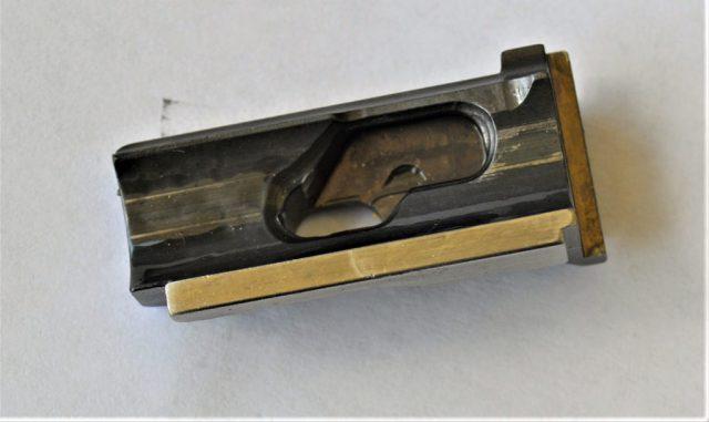 Bond Arms Bullpup rotating barrel and locking block