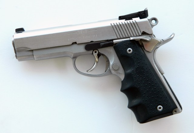 1911 ODI pistol left profile