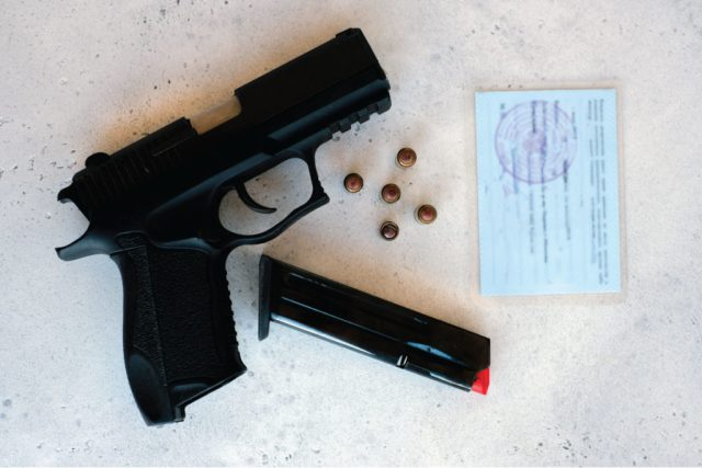 handgun travel laws