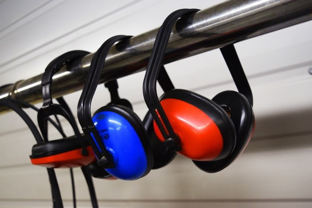 earmuffs - ear protection