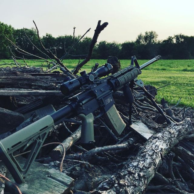 range day friday ar-15