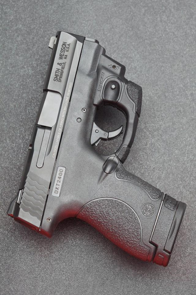 S&W M&P Shield LaserMax