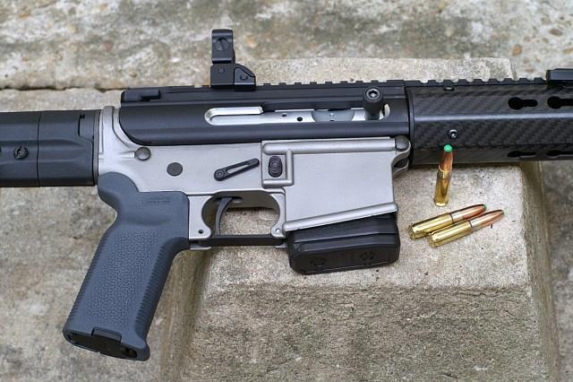 subsonic .300 blackout gun