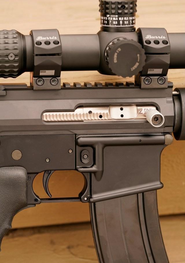 ar-15 close-up