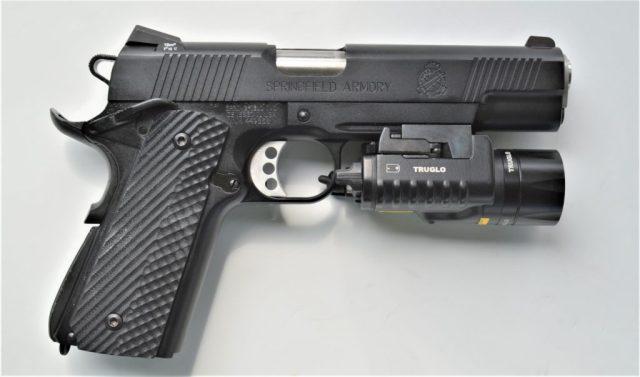 Tru Glo home defense handgun light