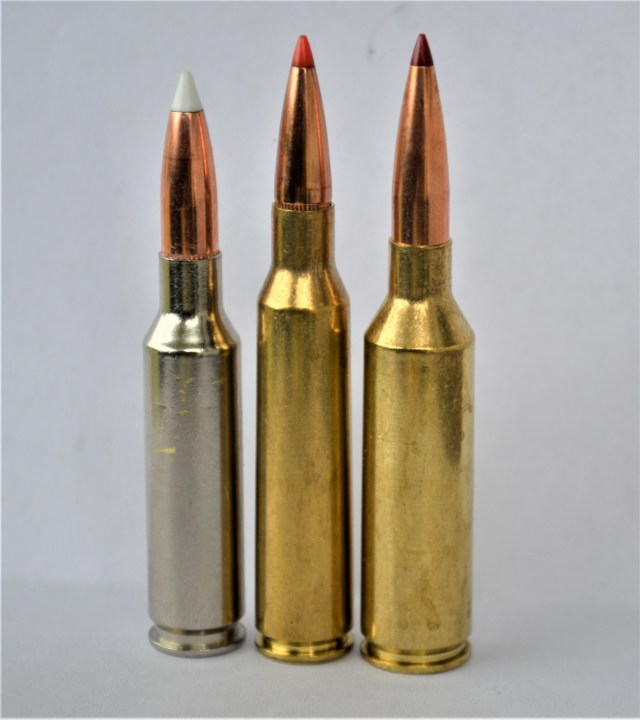 Mauser rifle cartridge comparison