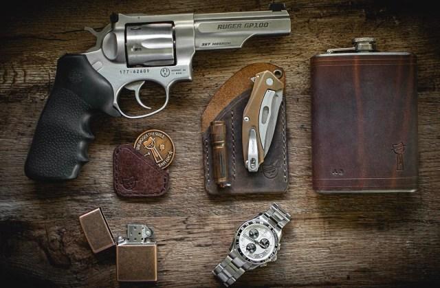 range day friday - revolver