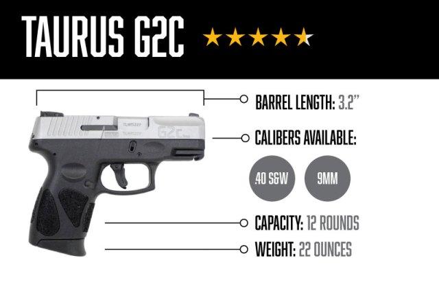 taurus handguns - G2C
