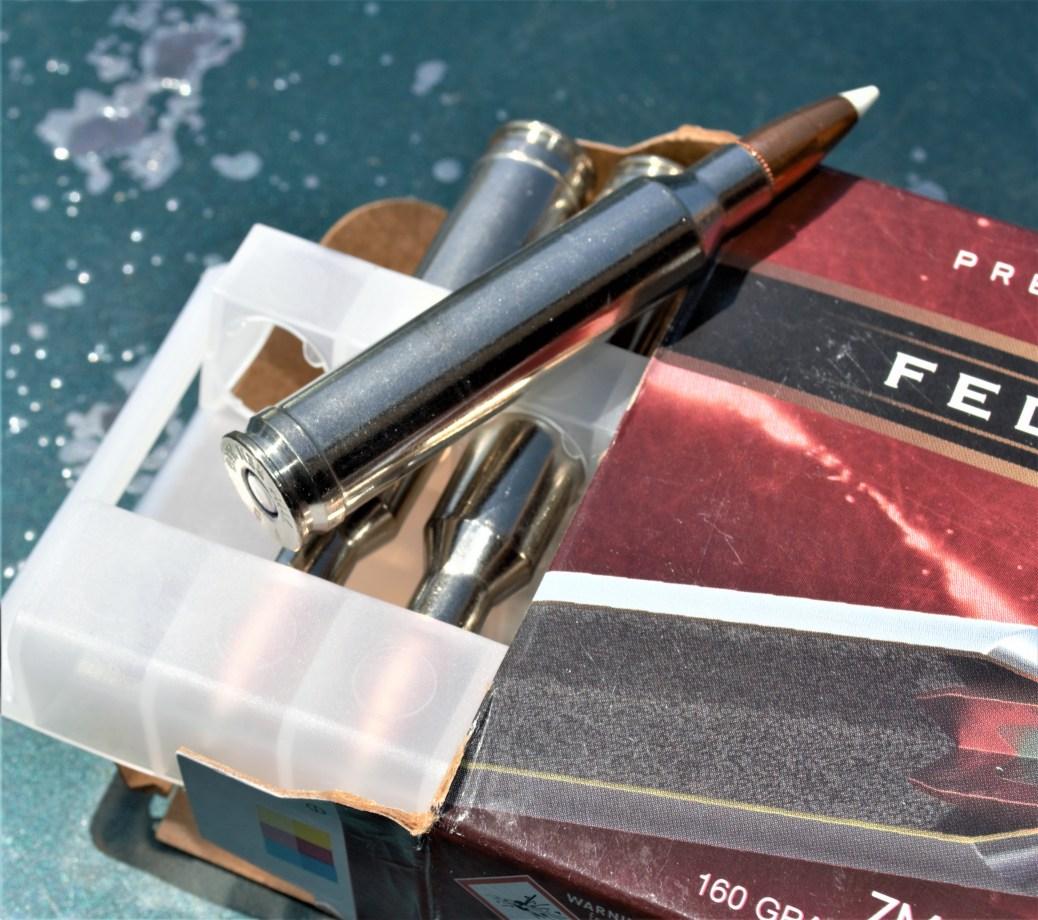 7mm Remington Review cartridge