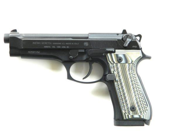 Beretta 92 9mm handgun