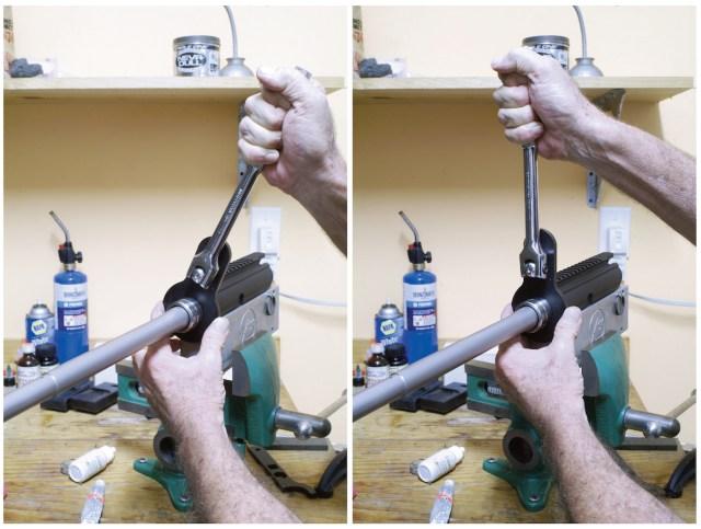 ar-15 barrel install wrench