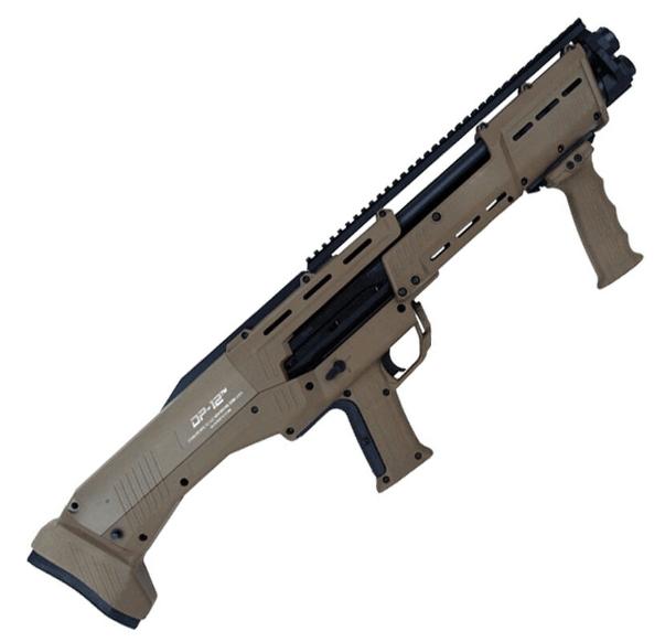 DP-12 Standard Manufacturing shotgun