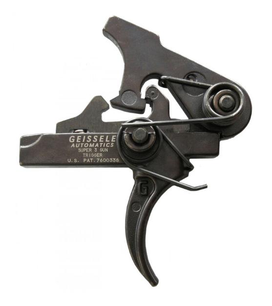 Geissele Super 3 gun trigger ar-15
