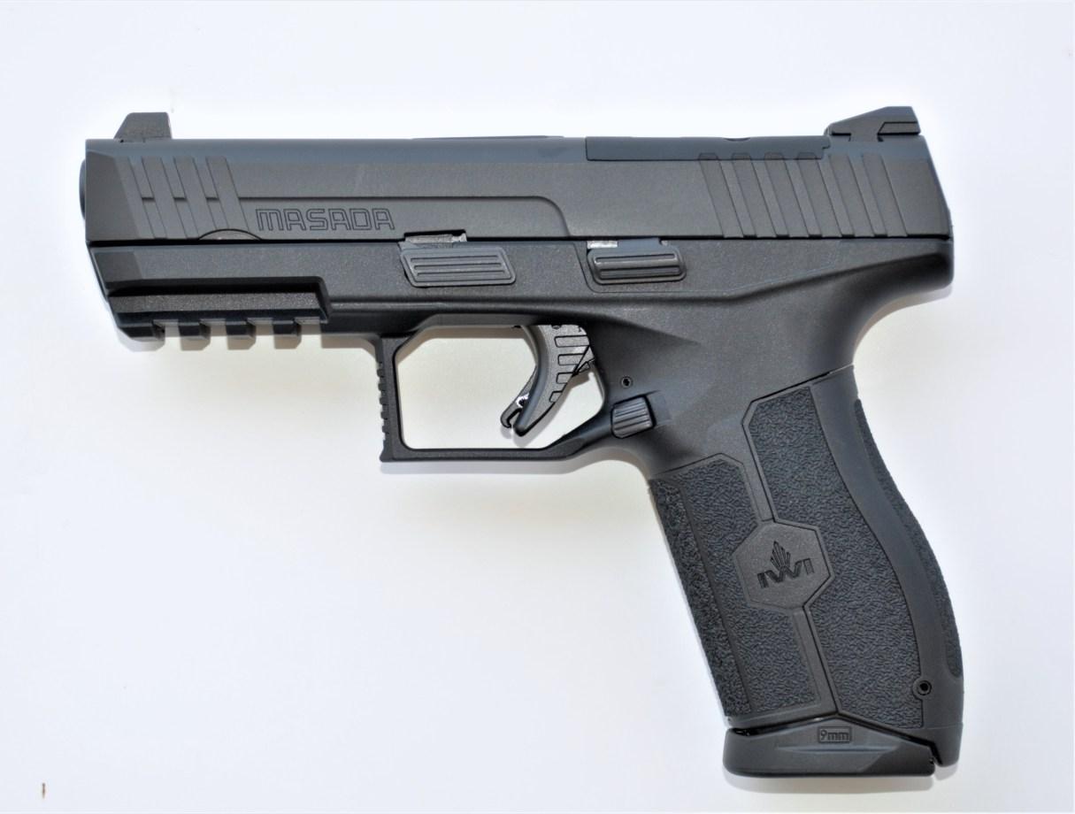 IWI Masada 9mm Pistol