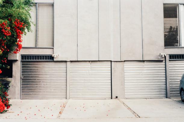 survival shelters - reinforced garage