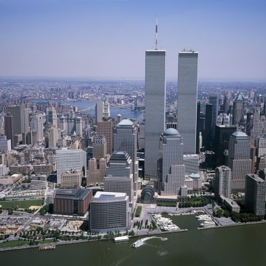 twin towers 9/11